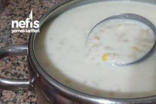 Ayran Çorbası Tarifi
