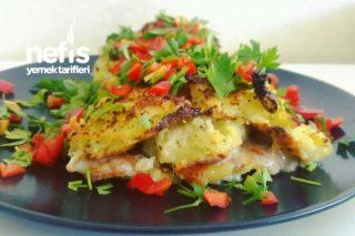 Yağsız, Unsuz Patates Dürüm Tarifi