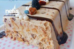 Dondurma Tadında Kahveli Parfe ( 5 Dk ) Tarifi