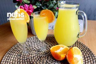 Ev Yapımı Mis Gibi Limonata Tarifi