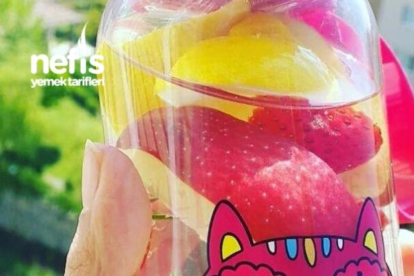 Gebe Ve Emzikliler İçin Detoks Suyu
