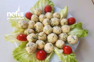 Nefis Patates Topları Tarifi