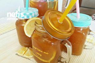 Şeftali İce Tea Tarifi