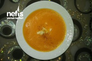 Sütlü Nefis Domates Çorbası Tarifi