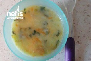 Sebze Çorbası (+8) Tarifi