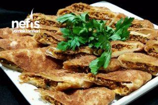 Avcı Böreği (İçli Köfte Böreği) Tarifi