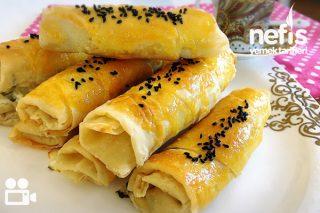 Çıtır Unlu Börek Videosu Tarifi