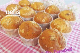 Muzlu Sütlü Muffin Tarifi