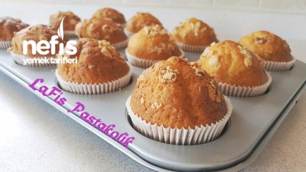 Muzlu Sütlü Muffin