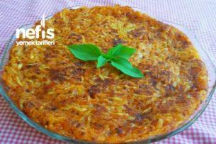 Kahvaltılık Kaşarlı Patates Çıtır Çıtır Harika Tarifi
