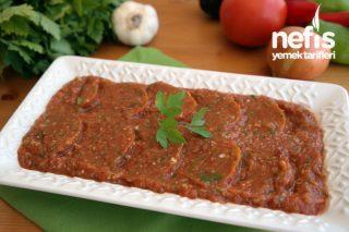 Patlıcan Ezme Tarifi - Çok lezzetli çok pratik bir tarif