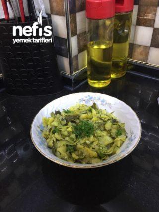 Harika Kabak Salatası