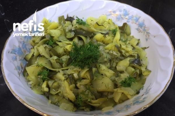 Harika Kabak Salatası Tarifi