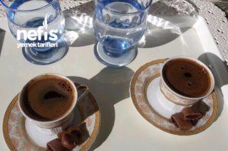 Kızımla Bol Köpüklü Kahve Keyfimiz Tarifi