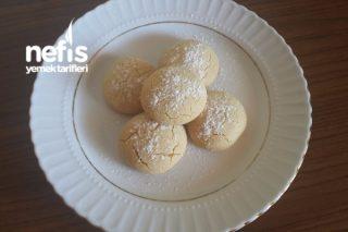 Pratik Un Kurabiyesi ( Sütsüz, Margarinsiz, Yumurtasız ) Tarifi
