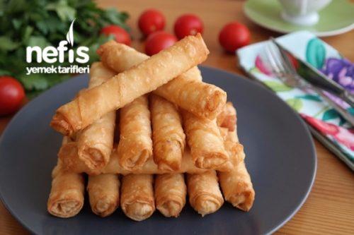 Patatesli Sigara Böreği Yapımı Videosu