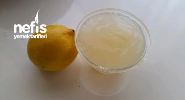 Cheesecake Sosu (limonlu)