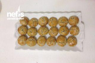 Çörek Otlu Tuzlu Kurabiye (Pastane Tadında) Tarifi