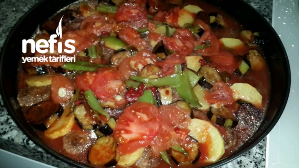 Köfte Kebabı (Özgünce)