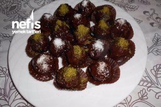 Pudingli Fındıklı Çikolatalı Atıştırmalık Tarifi