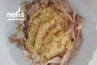 Tavuk Suyuna Sarımsaklı Bulgur Pilavı (Mutlaka Denemelisiniz) Lezzetli Mi Lezzetli Tarifi