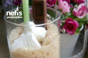 Buz Gibi Dondurmalı Frappe Tarifi