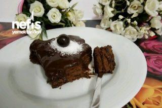 Çikolatalı Pişmeyen Browni Tarifi ( Şiddetle Tavsiye Ederim)