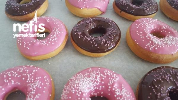 Tam Ölçülü Donut