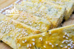 Peynirli Kurabiye (4 Malzemeli) Tarifi