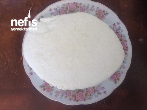 Evde Kolay Dogal Peynir