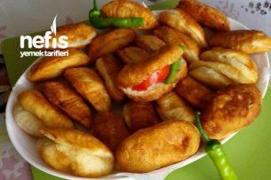 Peynirli Minik Börekcikler Tarifi
