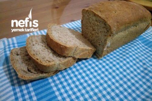 Tam Buğday Ekmeği Tam Kıvam Tarifi