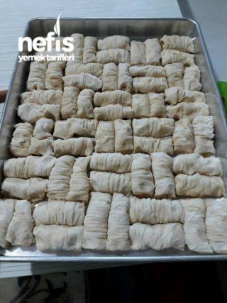 Tereyağlı Fındıklı Burma Baklava