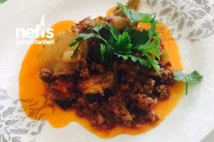 Enfes Patlıcan Musakka Tarifi