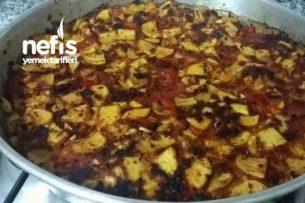Fırında Patates Tavası Tarifi