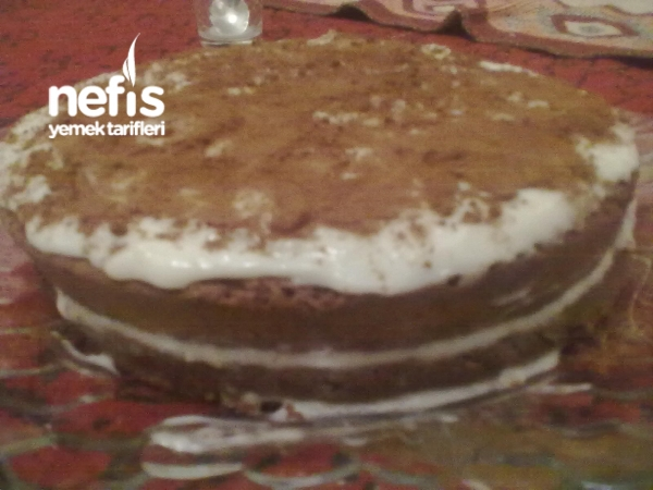 Kahveli Tiramisu(pasta Keki İle)