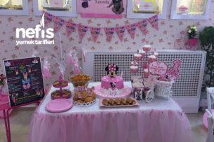 Kızımın Doğum Günü Partisi Tarifi