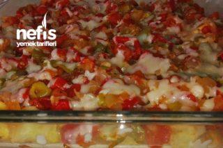 Sebzeli Fırın Yemeği (Bu Lezzete Bayılacaksınız) Tarifi