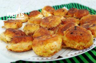 Kahvaltılık Kaşar Dolgulu Patates Balığı Tarifi