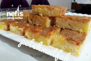 Patatesli Kek (Çok Beğeneceksiniz) Tarifi