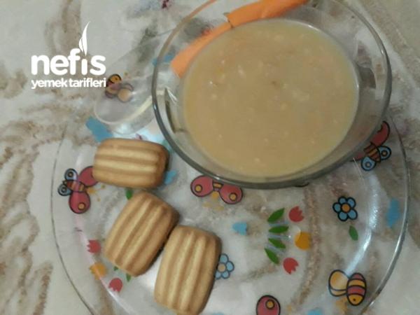 Pirinç Unuyla Meyveli Mamamız (+7)