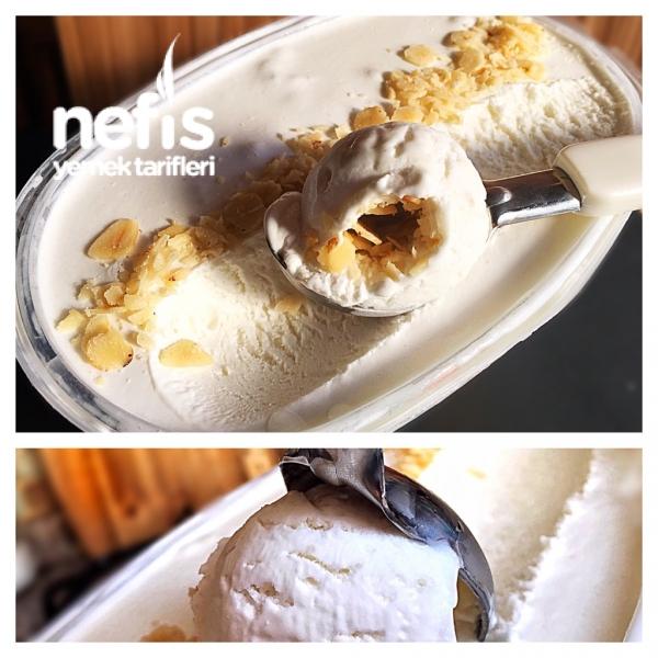 Damla Sakızlı Dondurma Tarifi (Yoğun Aroma)