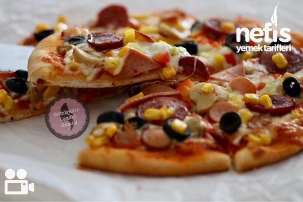Pizza Tarifi (Videolu)