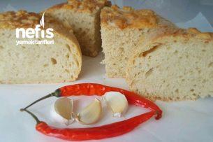 Sarımsaklı Kaşarlı Ekmek Güveçte Mükemmel Bir Lezzet Tarifi