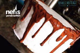 Çikolata Rüyası Pamuk Pasta Yapımı Tarifi