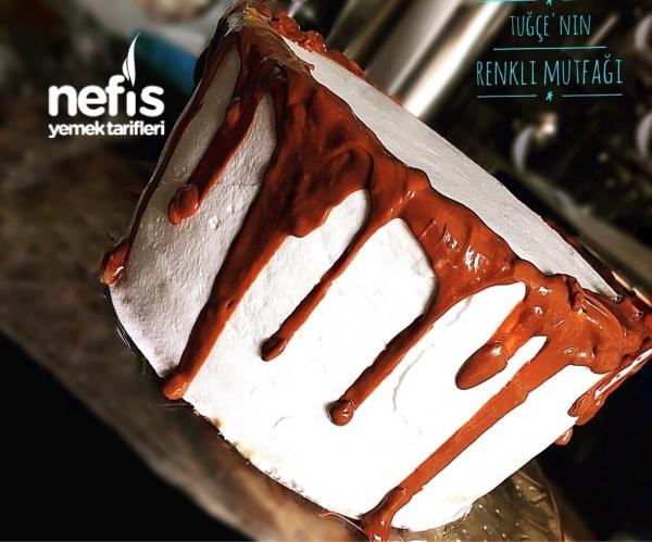 Çikolata Rüyası Pamuk Pasta Yapımı