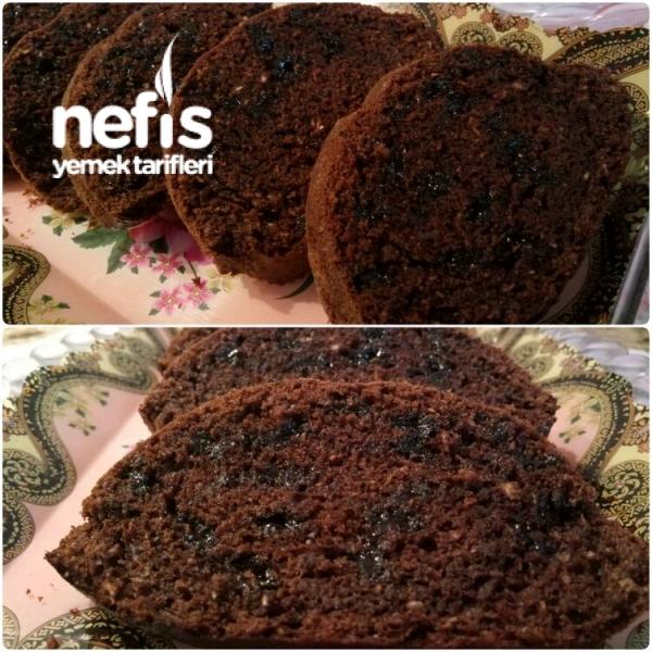 Damla Çikolatalı Hindistan Cevizli Kek
