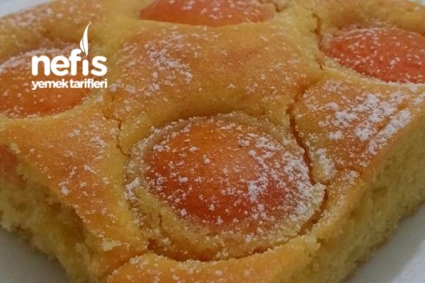 Harika Kayısılı Kek Tarifi