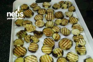 Kışlık Oturtmalık Patlıcan Tarifi