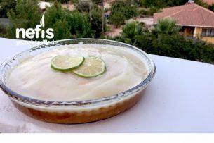 Kremalı Limonlu Yaz Keki Tarifi